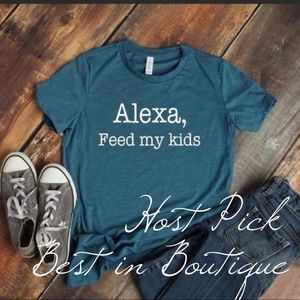 Tops - 🎉HP🎉⭕️Final Price💥 Alexa, Feed my Kids